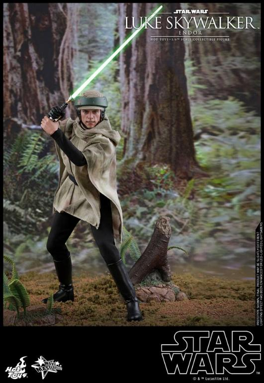 Hot Toys Star Wars Luke Skywalker ROTJ (Endor) 1/6 Luke_e10