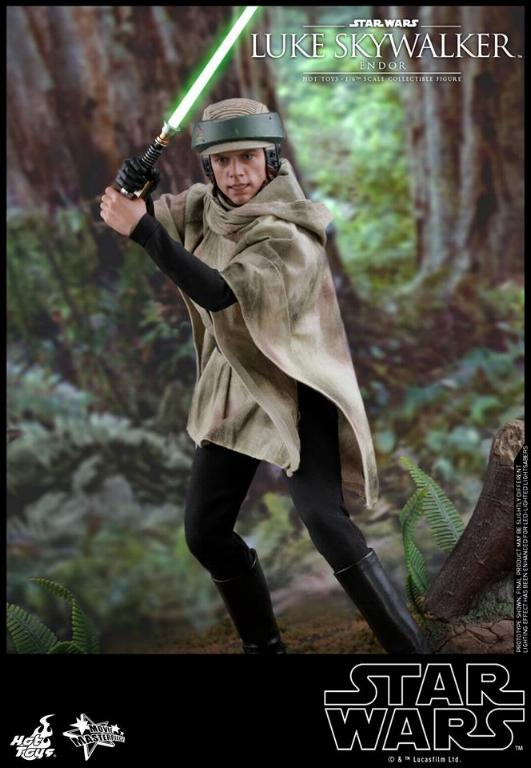 Hot Toys Star Wars Luke Skywalker ROTJ (Endor) 1/6 Luke_e17