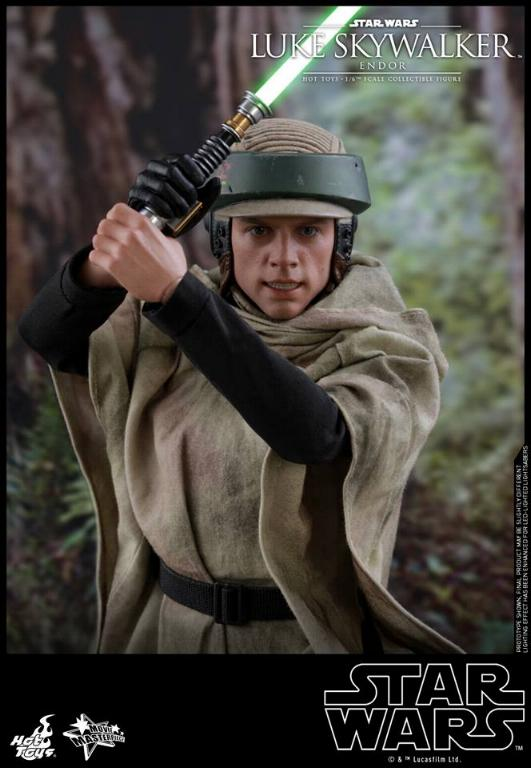 Hot Toys Star Wars Luke Skywalker ROTJ (Endor) 1/6 Luke_e18