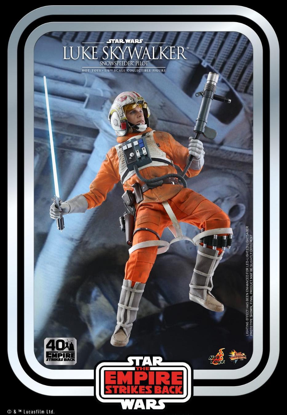 Luke Skywalker (Snowspeeder) Sixth Scale Figure – Hot Toys Luke_s20