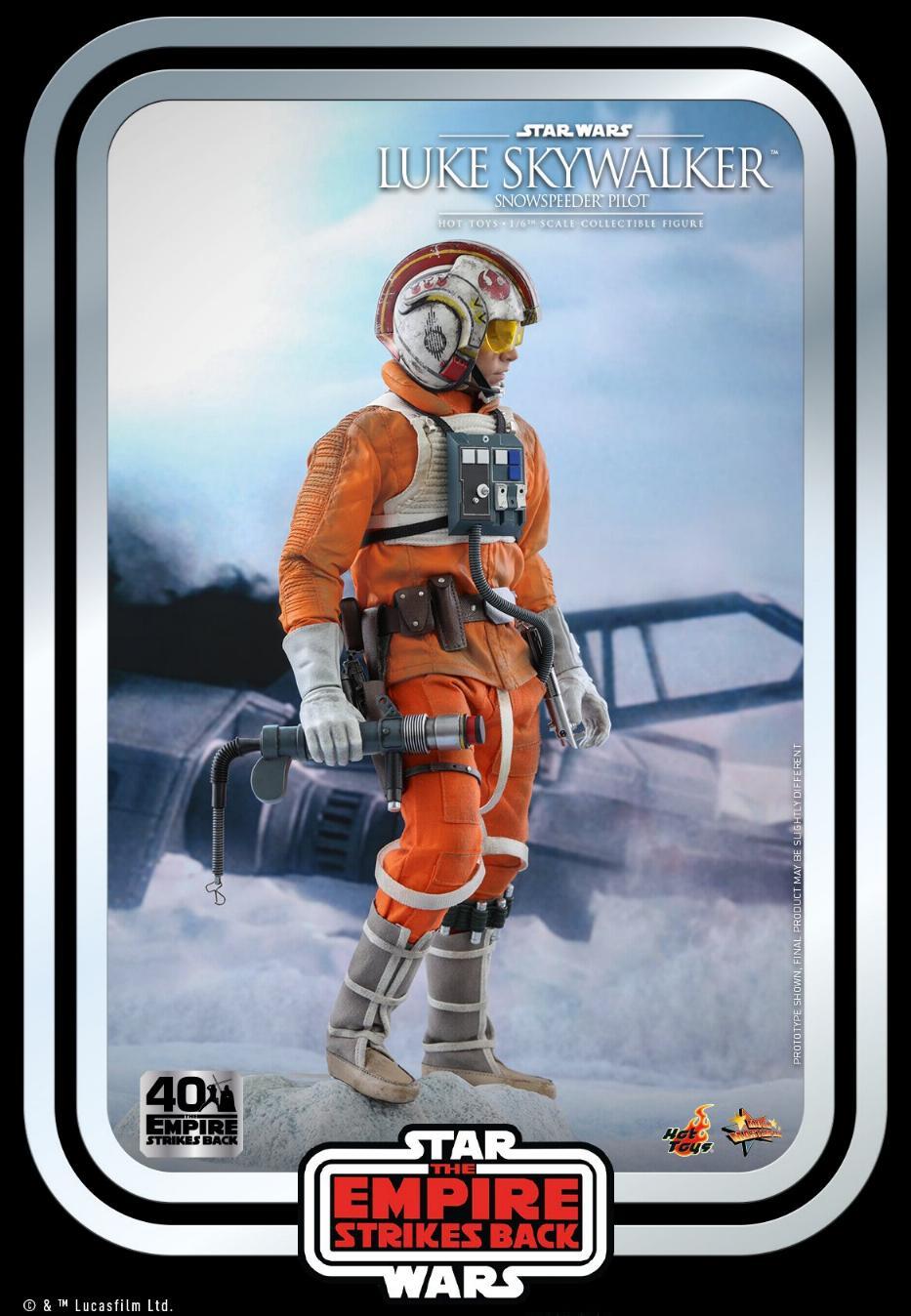 Luke Skywalker (Snowspeeder) Sixth Scale Figure – Hot Toys Luke_s21