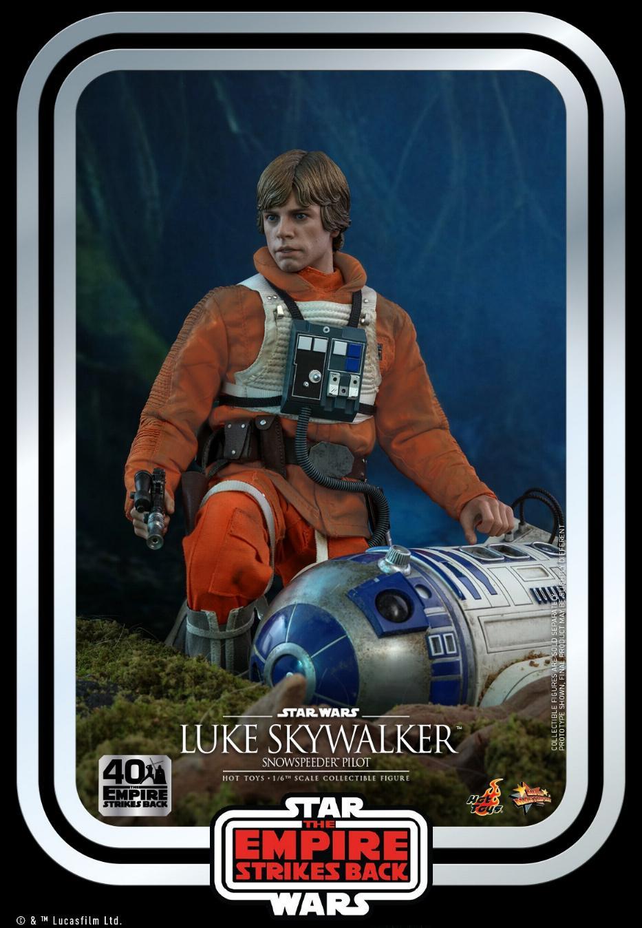 Luke Skywalker (Snowspeeder) Sixth Scale Figure – Hot Toys Luke_s22