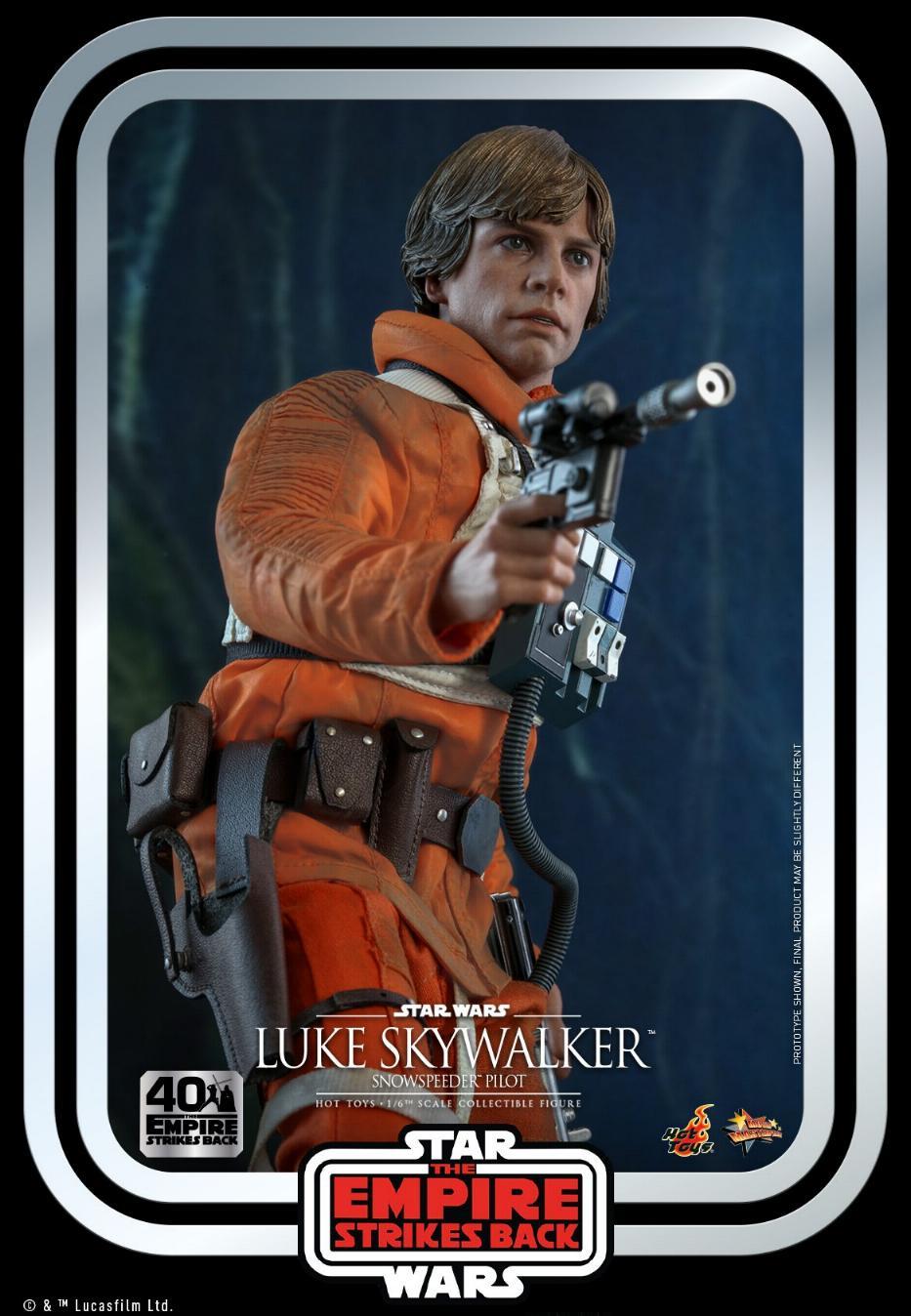 Luke Skywalker (Snowspeeder) Sixth Scale Figure – Hot Toys Luke_s24