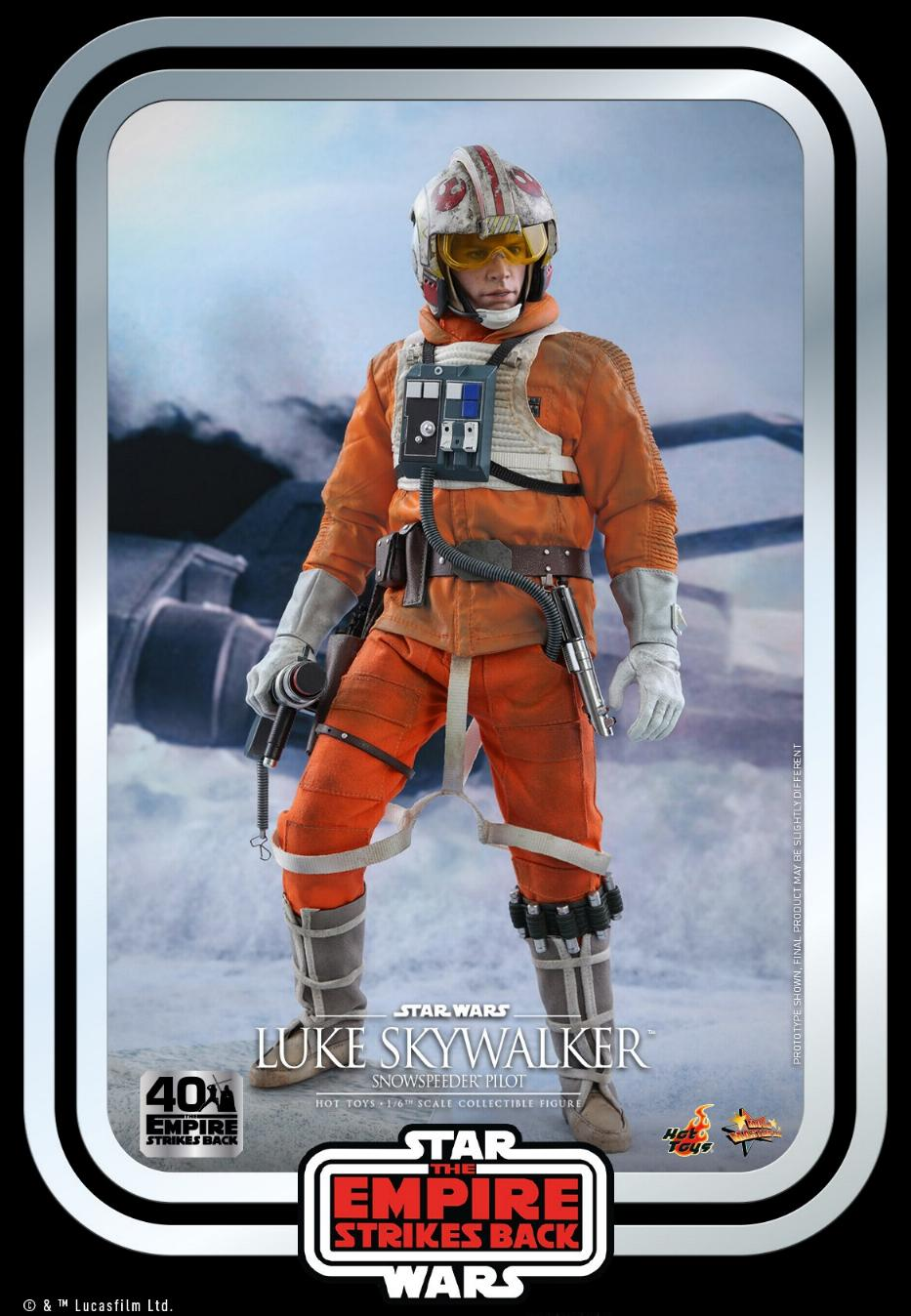 Luke Skywalker (Snowspeeder) Sixth Scale Figure – Hot Toys Luke_s26