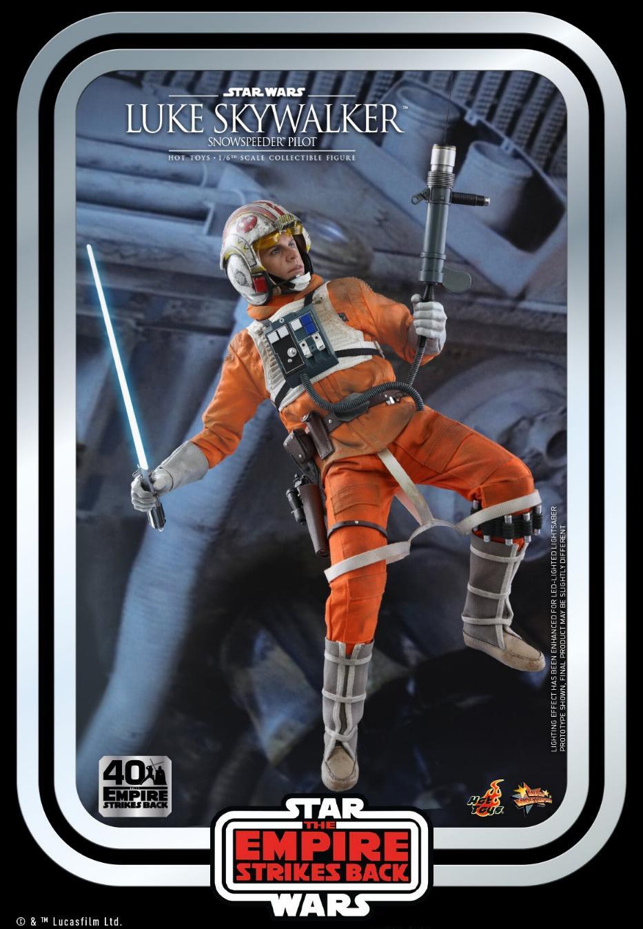 Luke Skywalker (Snowspeeder) Sixth Scale Figure – Hot Toys Luke_s27