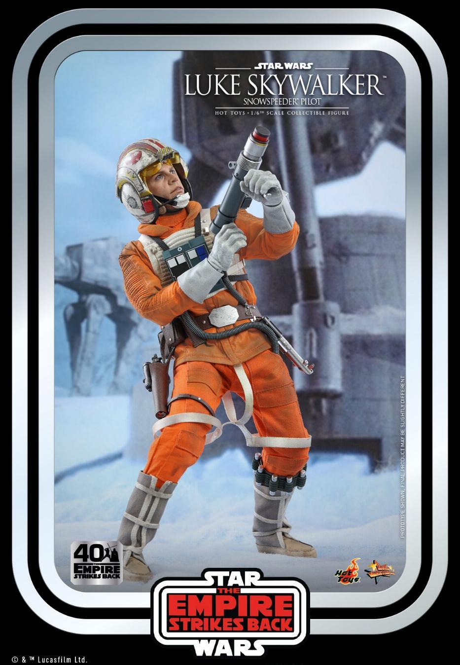 Luke Skywalker (Snowspeeder) Sixth Scale Figure – Hot Toys Luke_s28