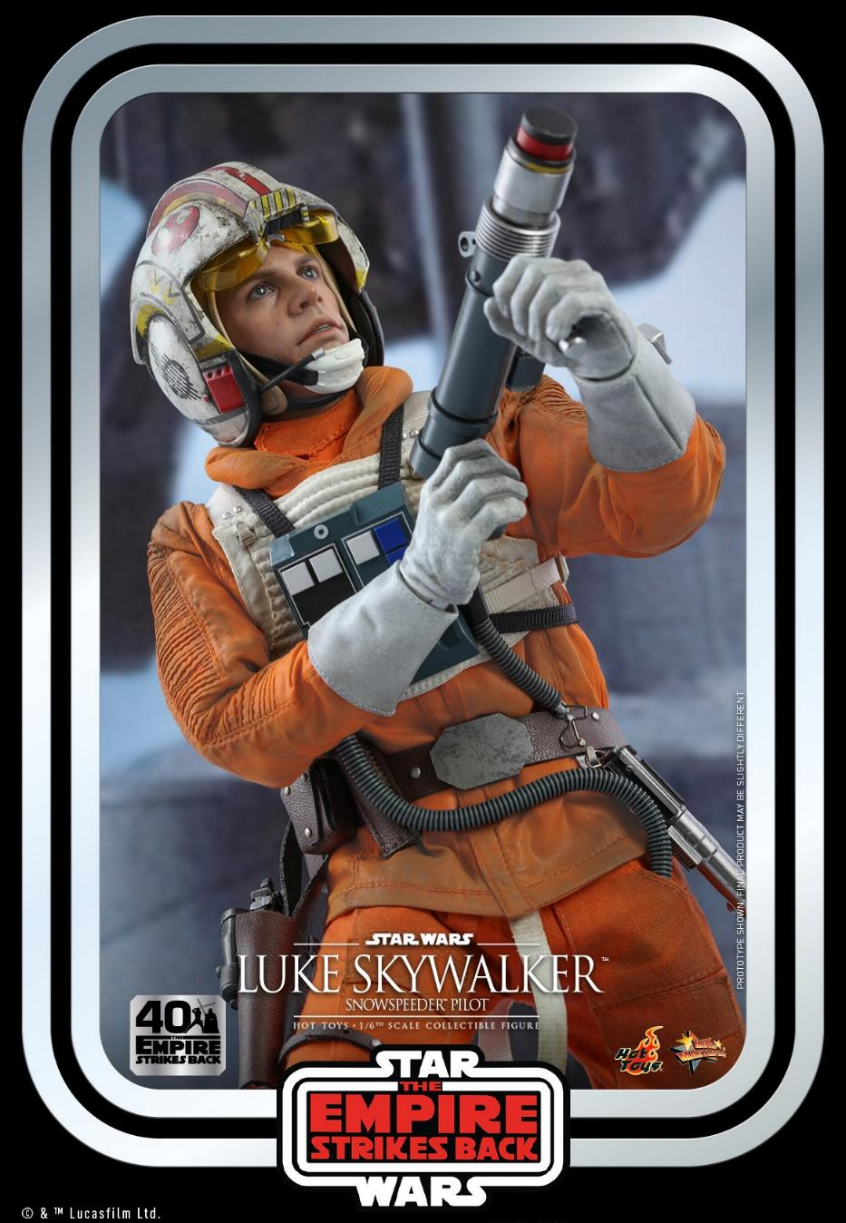 Luke Skywalker (Snowspeeder) Sixth Scale Figure – Hot Toys Luke_s29