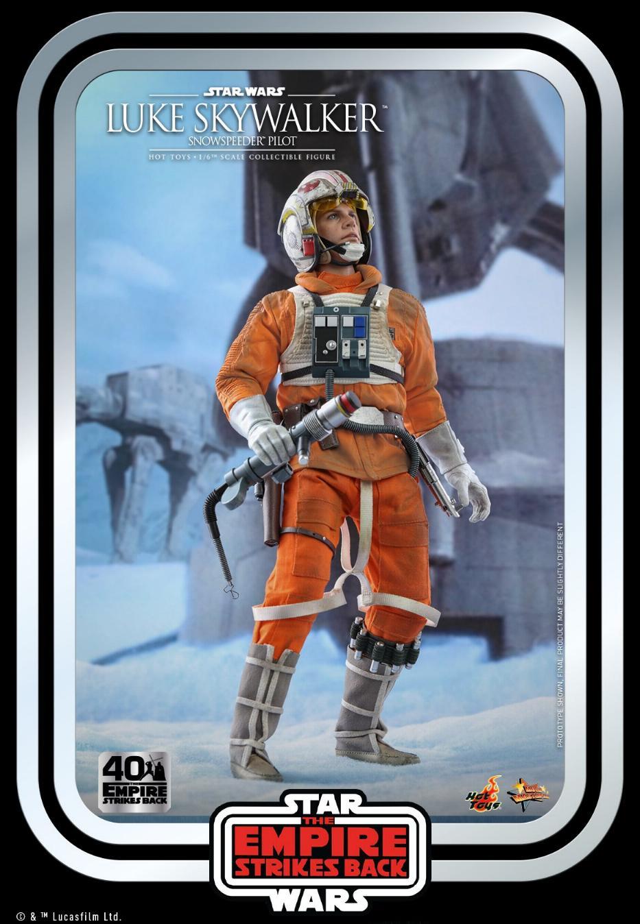 Luke Skywalker (Snowspeeder) Sixth Scale Figure – Hot Toys Luke_s30