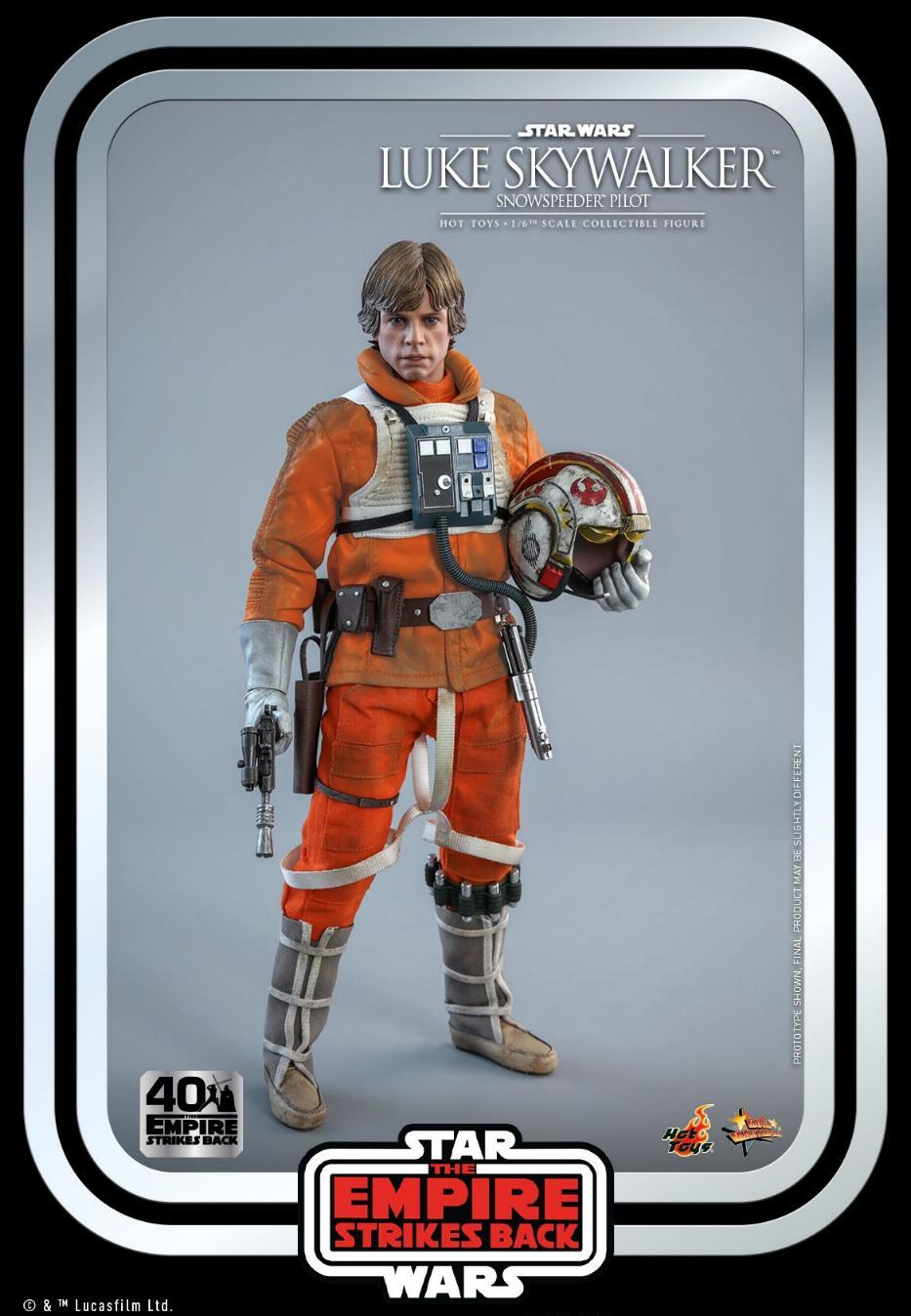 Luke Skywalker (Snowspeeder) Sixth Scale Figure – Hot Toys Luke_s32