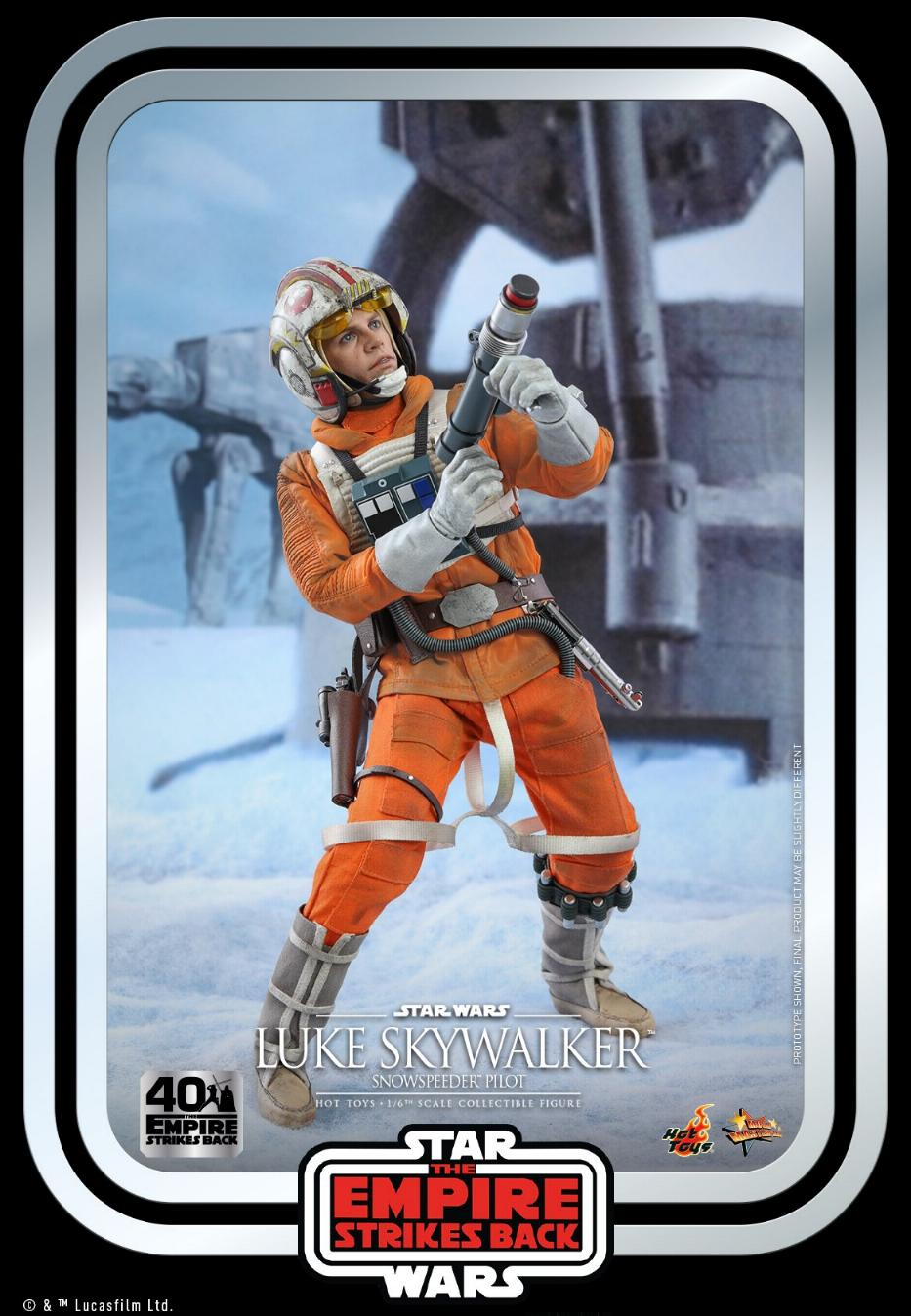 Luke Skywalker (Snowspeeder) Sixth Scale Figure – Hot Toys Luke_s33