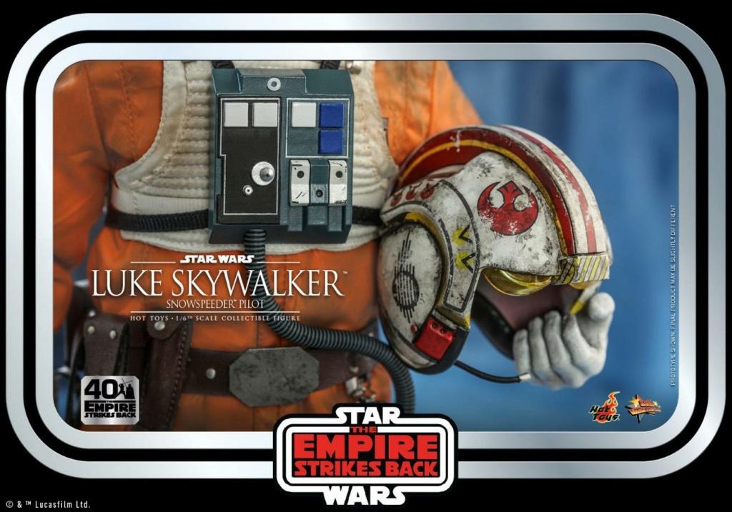 Luke Skywalker (Snowspeeder) Sixth Scale Figure – Hot Toys Luke_s34