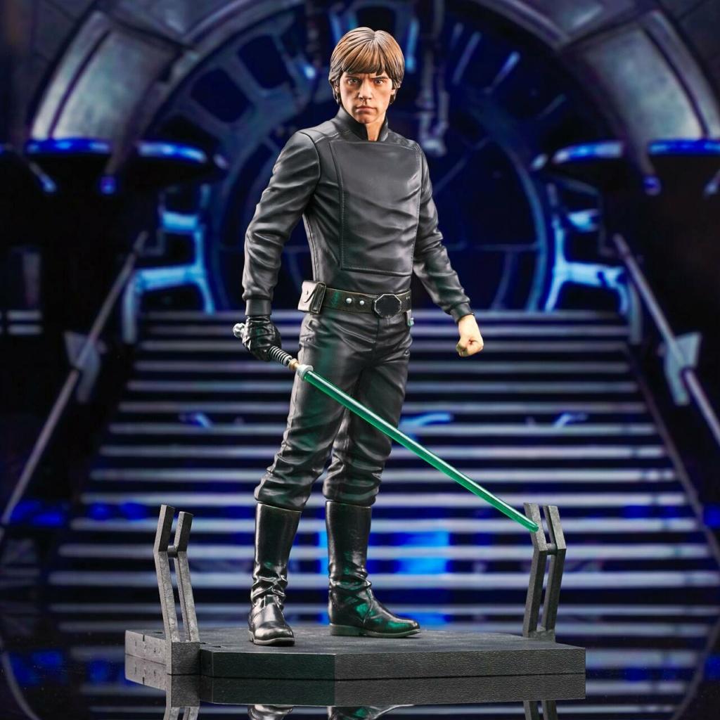Luke Skywalker Milestone Statue - Episode VI - Gentle Giant Luke_s39