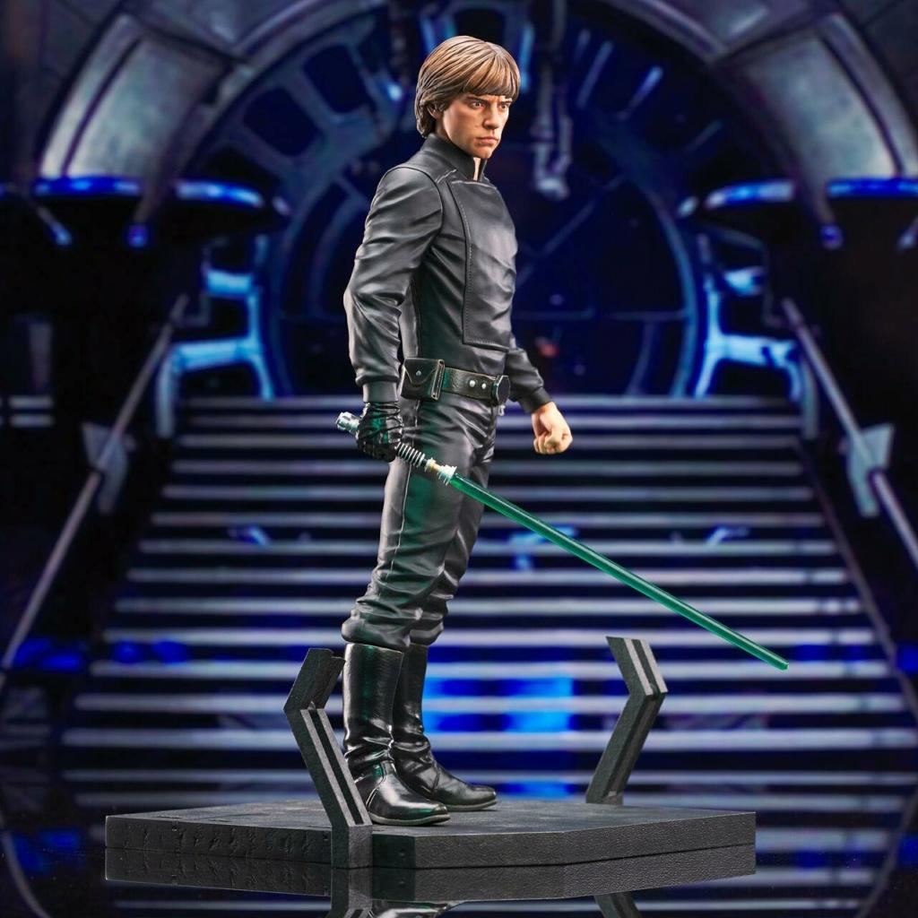 Luke Skywalker Milestone Statue - Episode VI - Gentle Giant Luke_s42