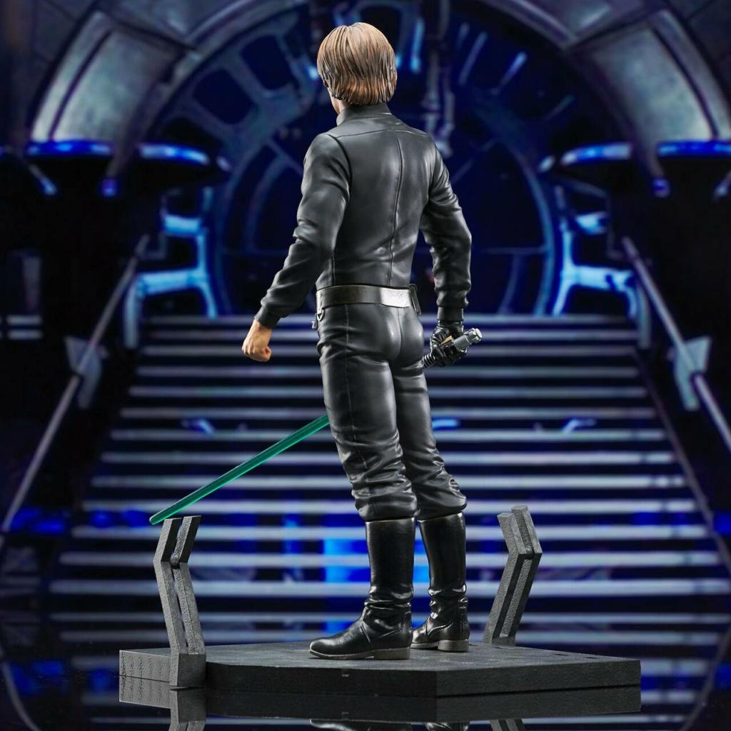 Luke Skywalker Milestone Statue - Episode VI - Gentle Giant Luke_s43