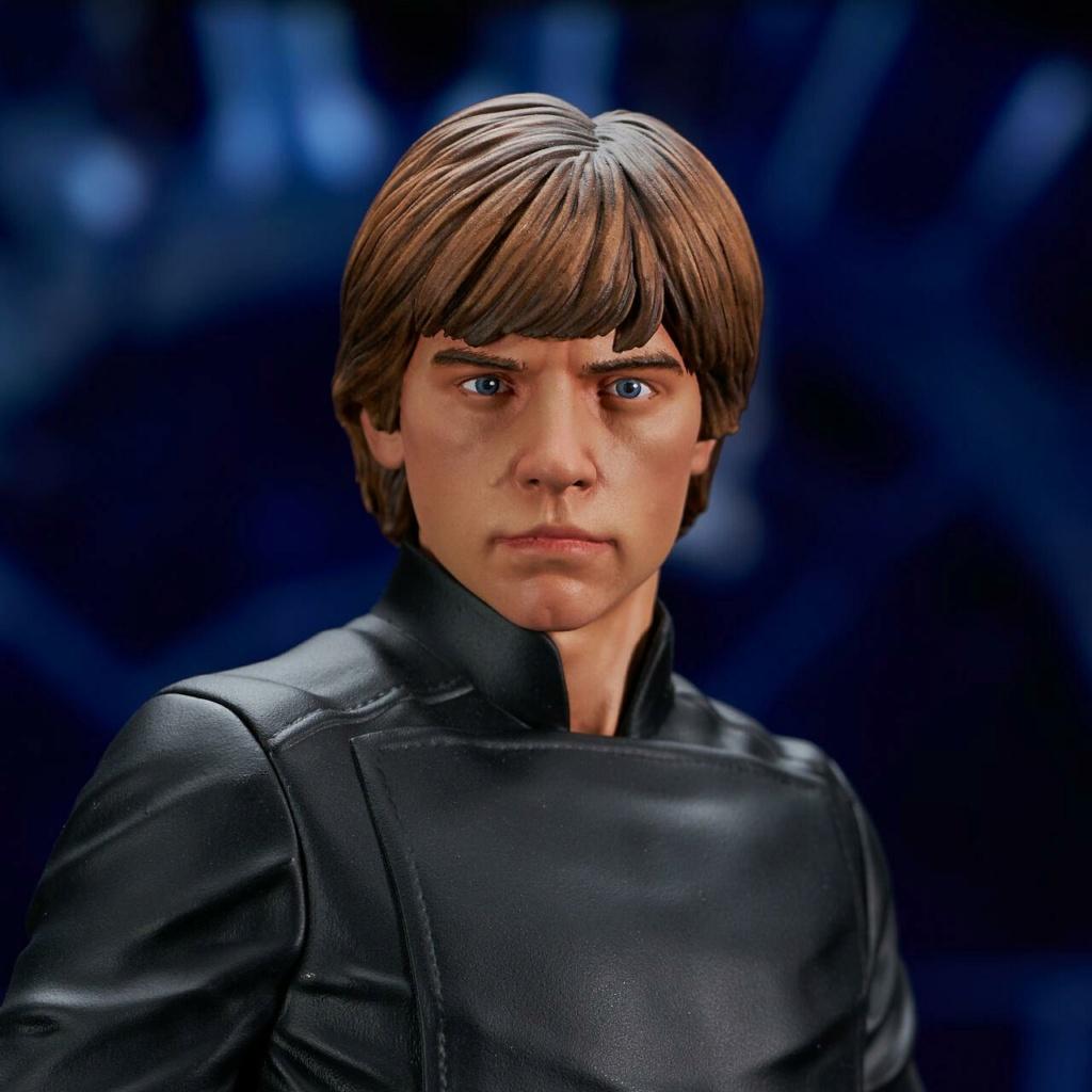 Luke Skywalker Milestone Statue - Episode VI - Gentle Giant Luke_s45