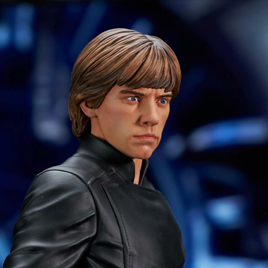 Luke Skywalker Milestone Statue - Episode VI - Gentle Giant Luke_s46