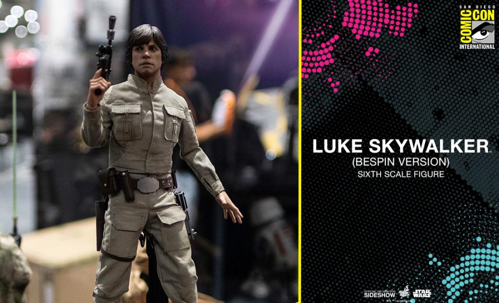 Luke Skywalker (Bespin) 6th Scale Figure Hot Toys Star Wars Lukesk10