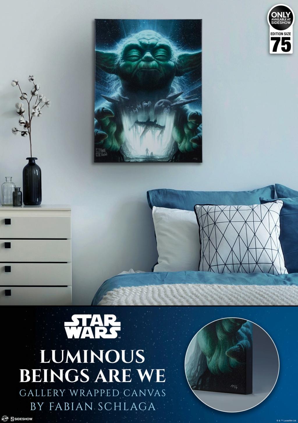 Star Wars Luminous Beings Are We - ACME / Sideshow Lumino11