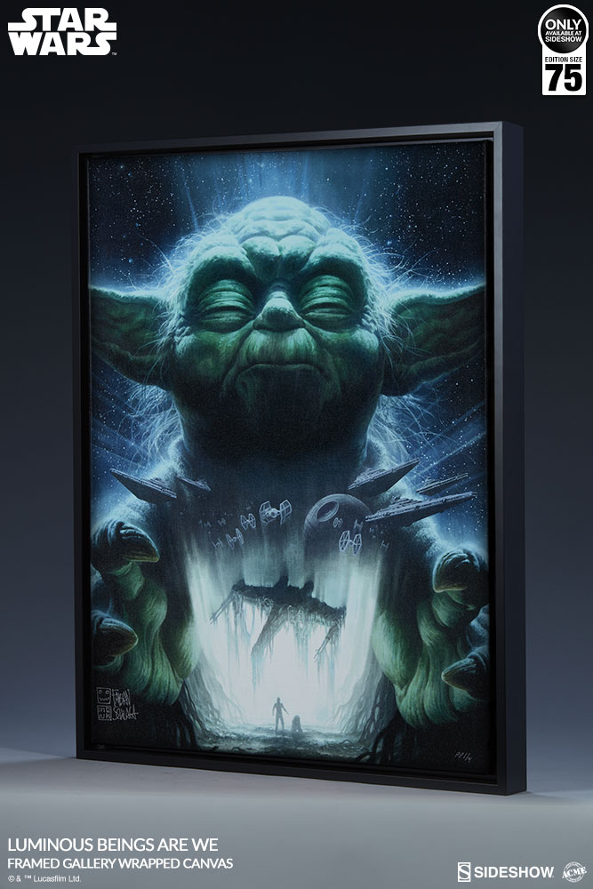 Star Wars Luminous Beings Are We - ACME / Sideshow Lumino12