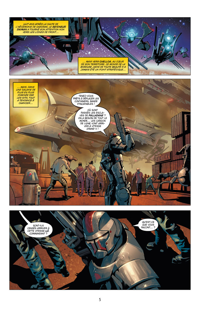 Star Wars Chevalier Errant - Intégrale - DELCOURT Lzogen11