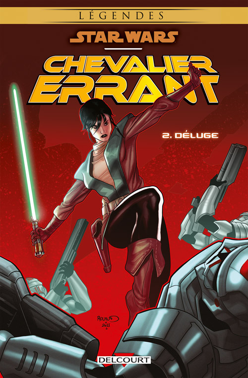 Star Wars Chevalier Errant - Intégrale - DELCOURT Lzogen15