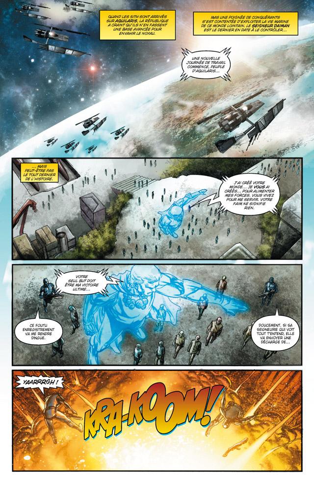 Star Wars Chevalier Errant - Intégrale - DELCOURT Lzogen16
