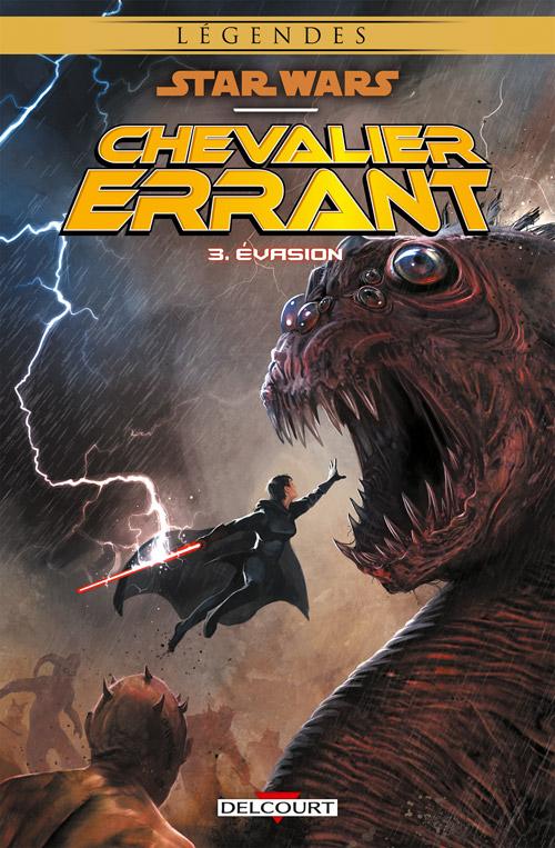 Star Wars Chevalier Errant - Intégrale - DELCOURT Lzogen20