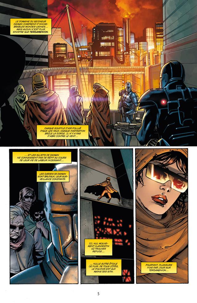 Star Wars Chevalier Errant - Intégrale - DELCOURT Lzogen21