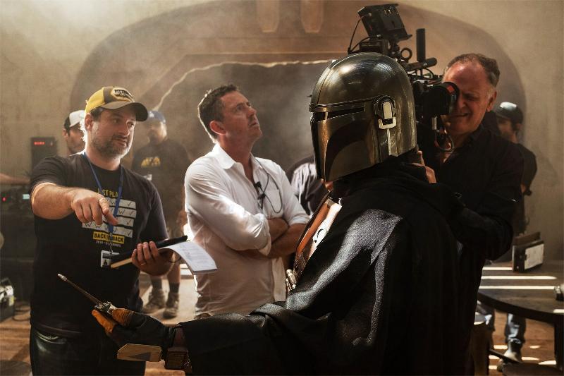 Les NEWS de la saison 3 de Star Wars The Mandalorian   Mandal41