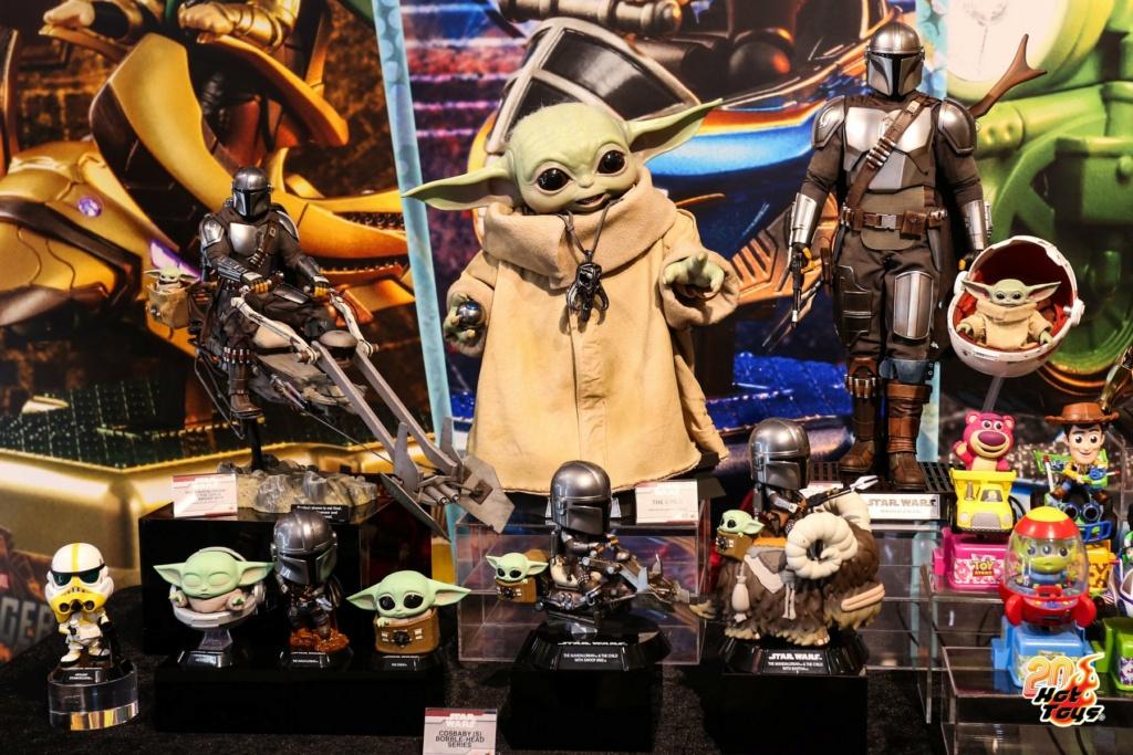 Star Wars The Mandalorian - Cosbaby Bobble-Head - Hot Toys Mando_15