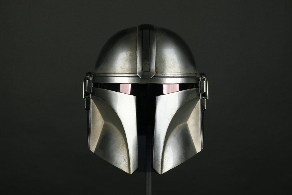 DENUO NOVO STAR WARS - The Mandalorian Helmet Mando_34