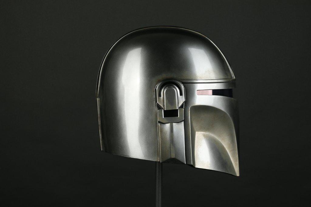 DENUO NOVO STAR WARS - The Mandalorian Helmet Mando_37