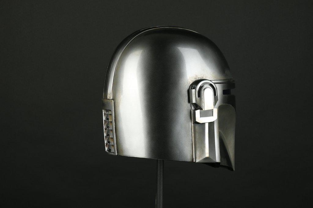 DENUO NOVO STAR WARS - The Mandalorian Helmet Mando_38