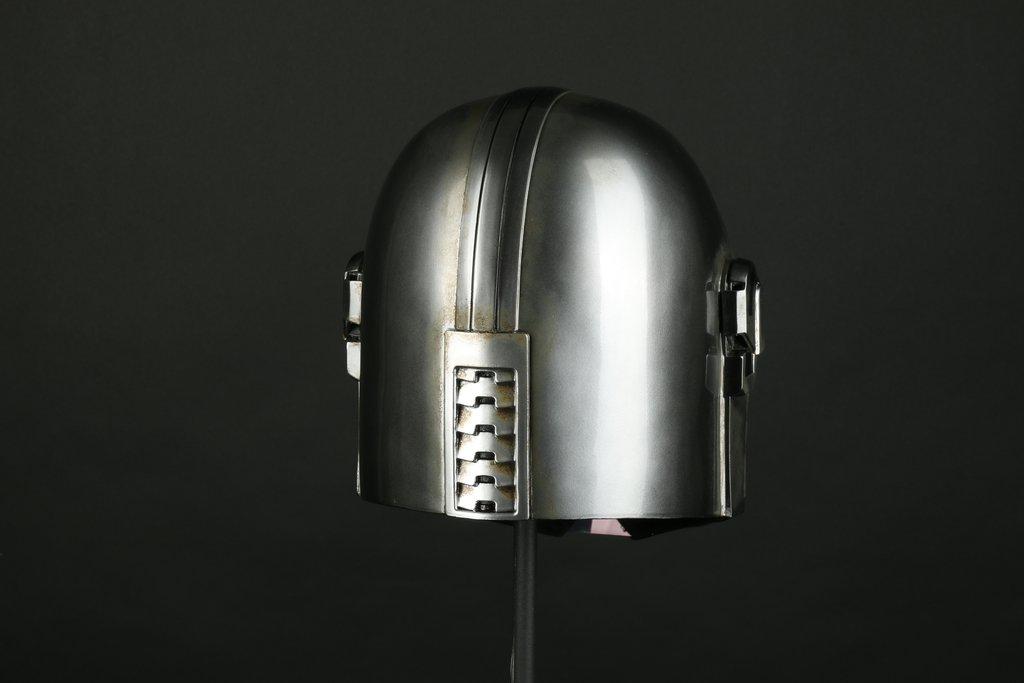 DENUO NOVO STAR WARS - The Mandalorian Helmet Mando_40