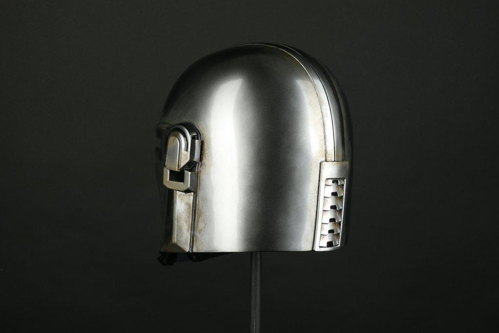 DENUO NOVO STAR WARS - The Mandalorian Helmet Mando_42