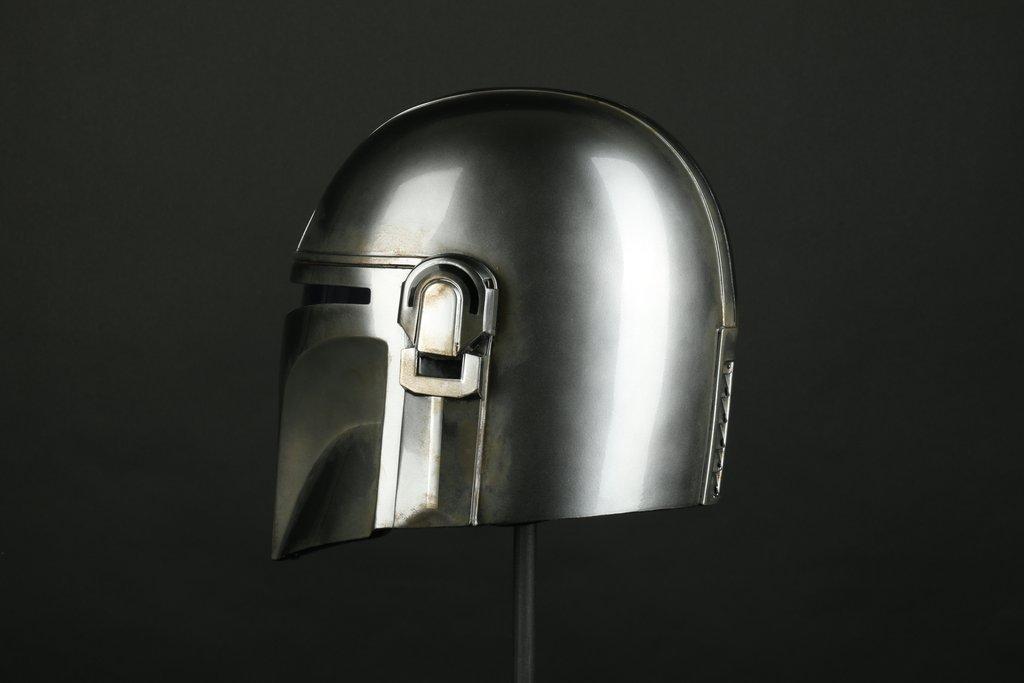 DENUO NOVO STAR WARS - The Mandalorian Helmet Mando_43