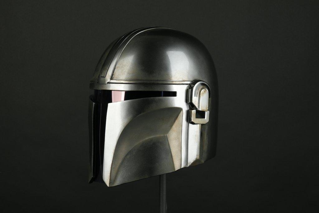 DENUO NOVO STAR WARS - The Mandalorian Helmet Mando_45