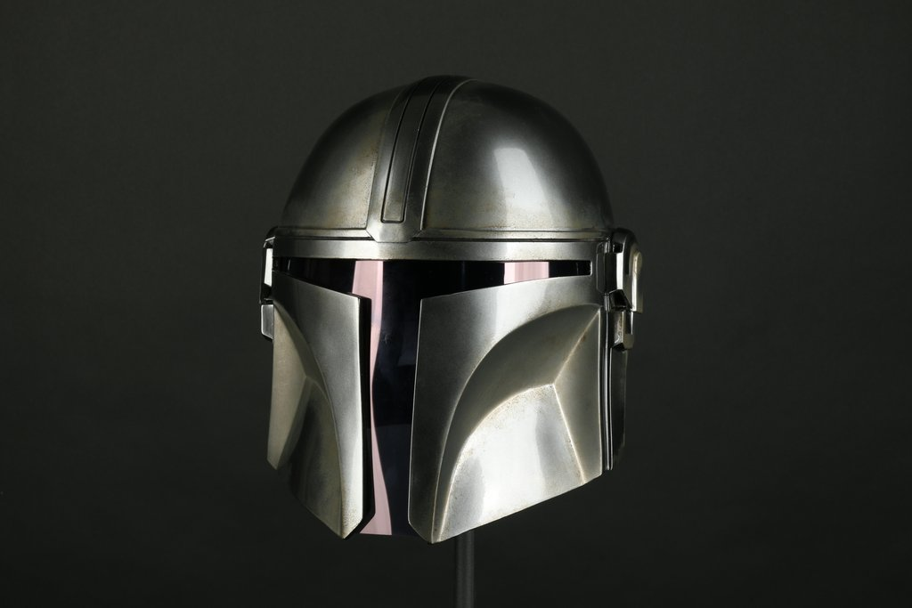 DENUO NOVO STAR WARS - The Mandalorian Helmet Mando_46