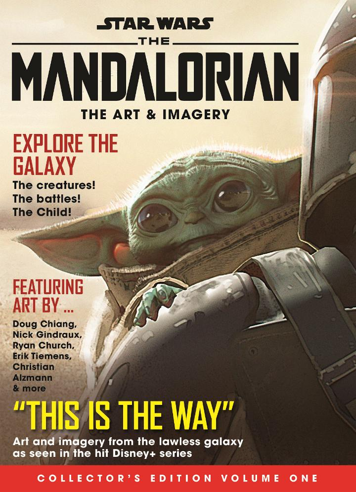 Star Wars : The Mandalorian : The Art and Imagery Mandoa12