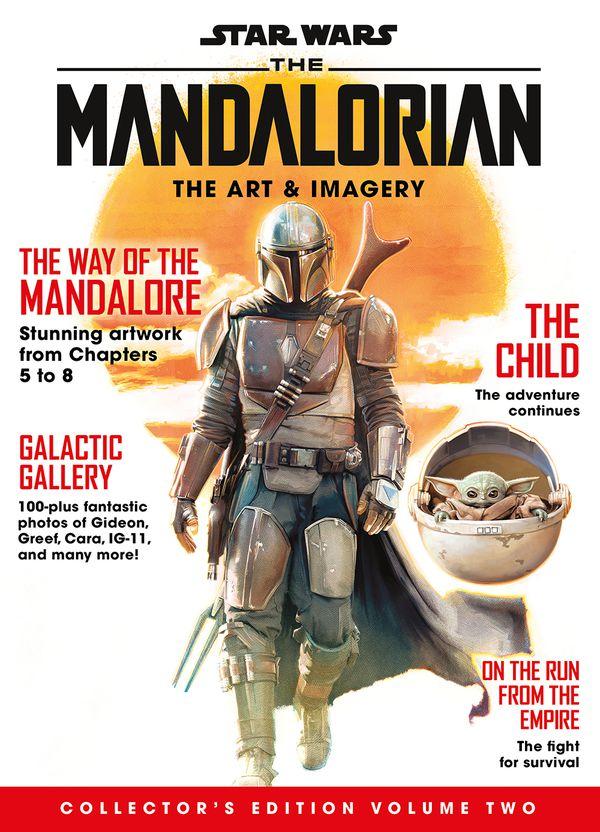 Star Wars : The Mandalorian : The Art and Imagery Vol. 02 Mandoa13