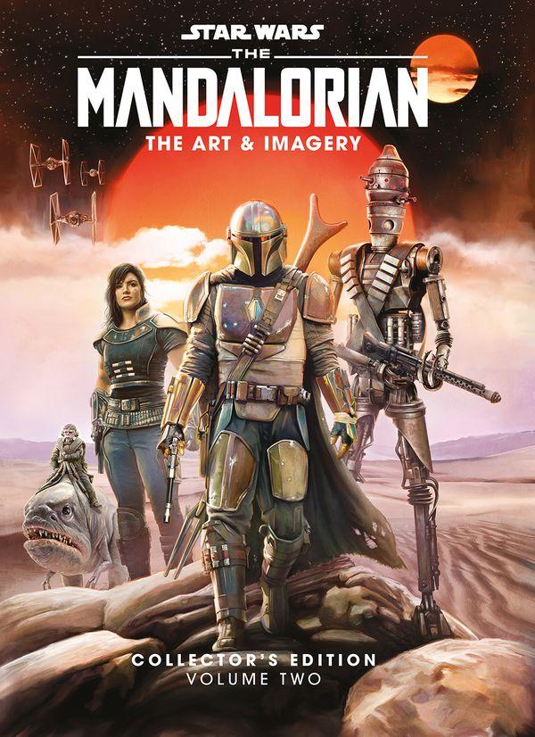 Star Wars : The Mandalorian : The Art and Imagery Vol. 02 Mandoa15
