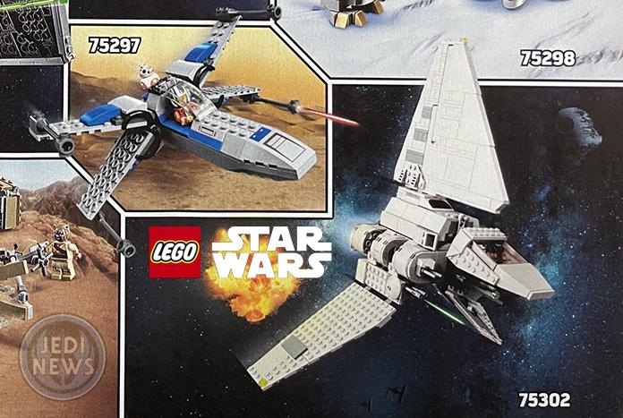 LEGO Star Wars - 75302 - Imperial Shuttle March-10