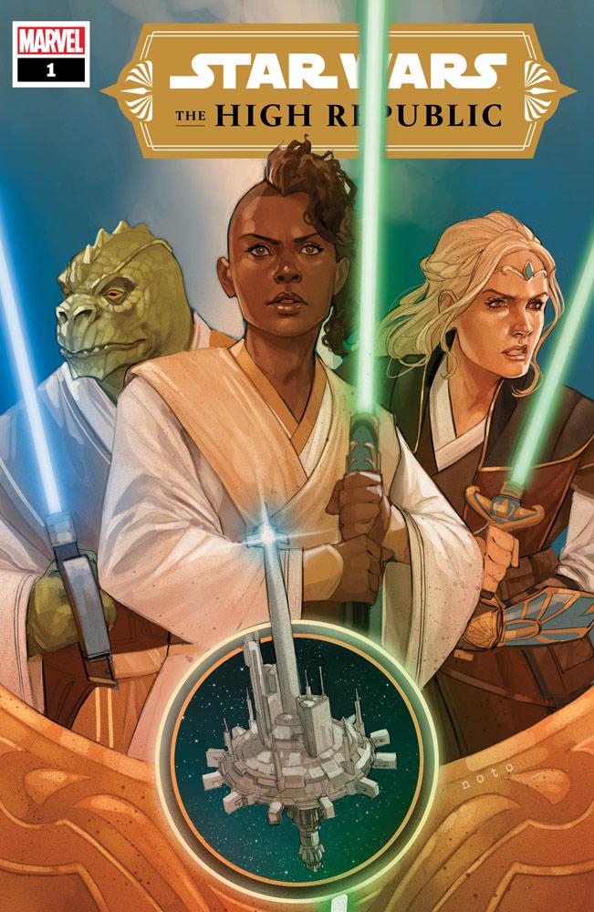 Star Wars The High Republic - Marvel Marvel11
