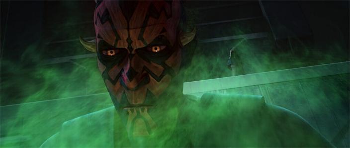 Star Wars Le Côté obscur 15 : Dark Maul Le fils de Dathomir Maul-s10