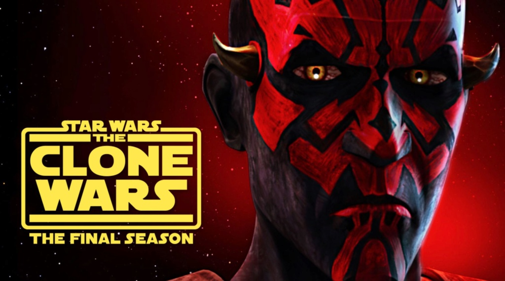 STAR WARS THE CLONE WARS - NEWS - NOUVELLE SAISON - DVD [3] - Page 6 Maul10