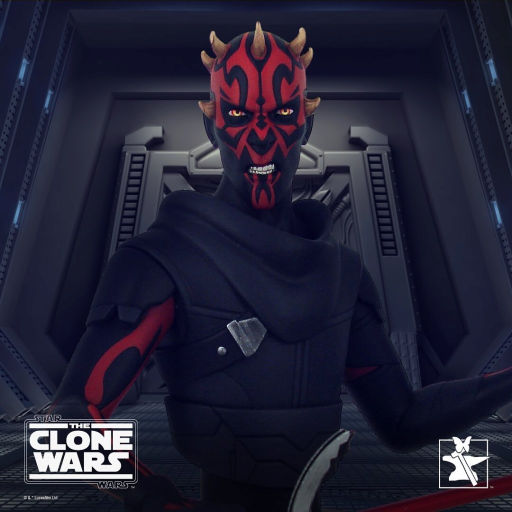 Star Wars Darth Maul Bust - 1:7 Scale - Gentle Giant Maul_012
