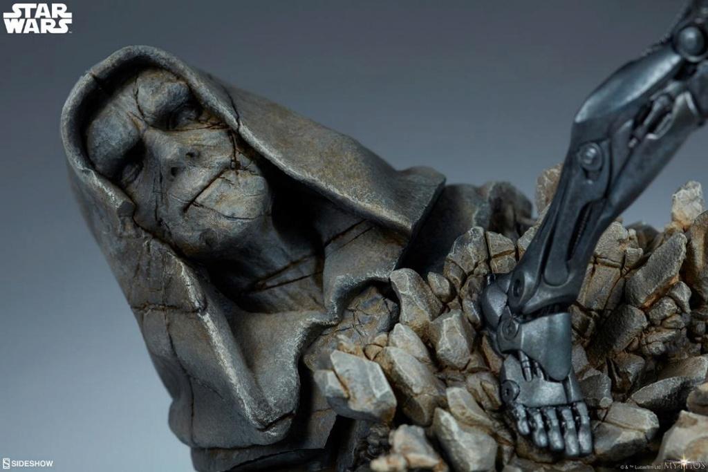 Darth Maul Mythos Statue - Sideshow Collectibles Maul_m27