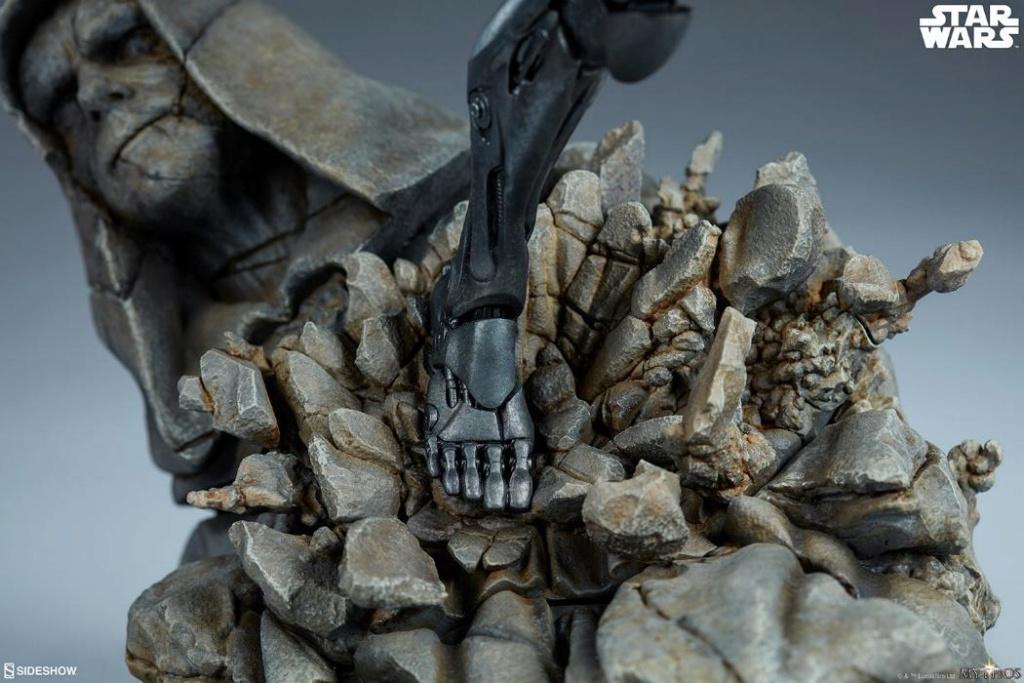 Darth Maul Mythos Statue - Sideshow Collectibles Maul_m28