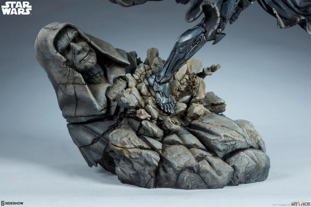 Darth Maul Mythos Statue - Sideshow Collectibles Maul_m29