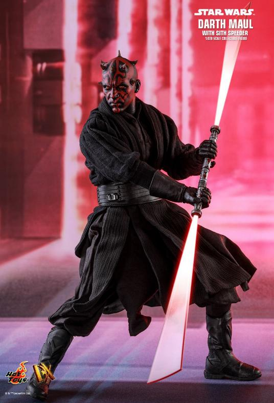 Hot Toys - Star Wars Episode I Darth Maul Sixth Scale Figure Maulan11